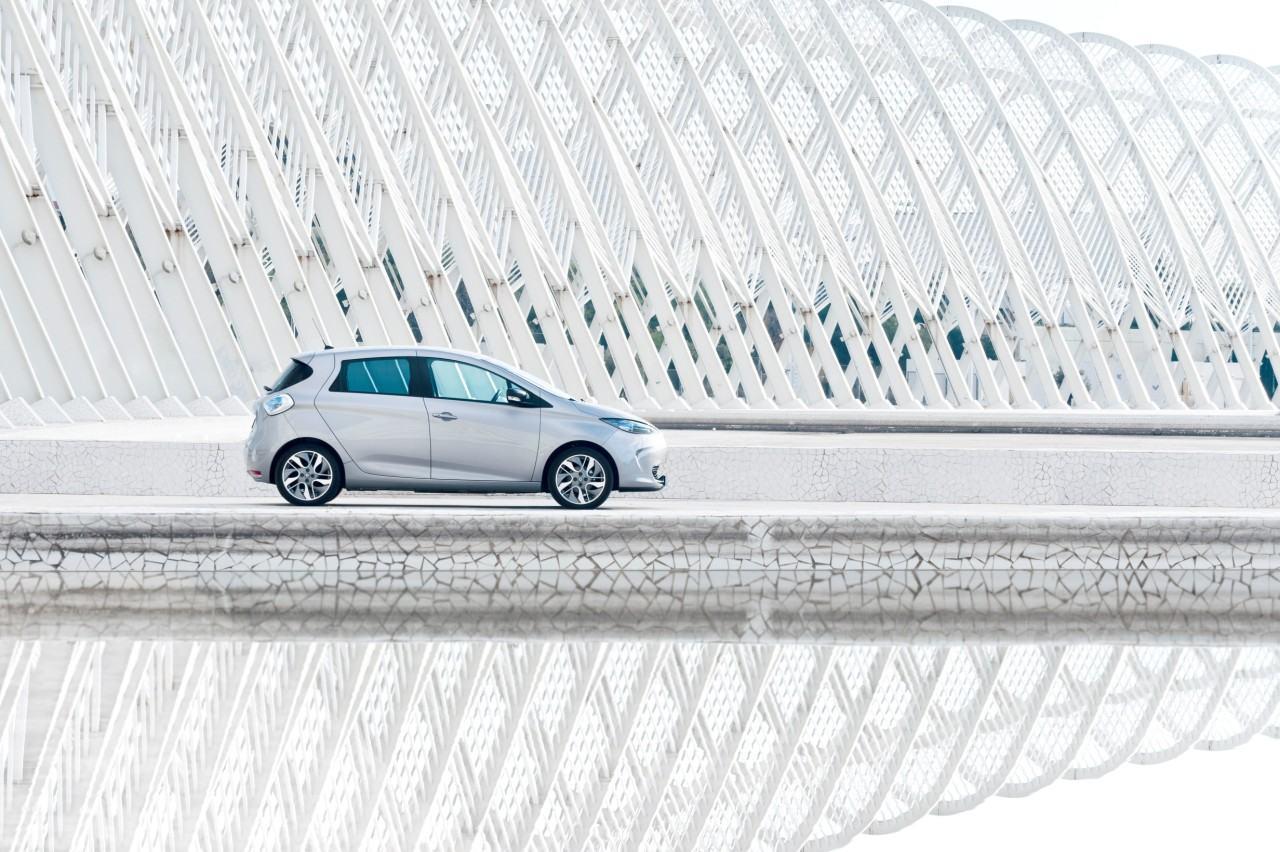 Foto de Renault ZOE (118/151)