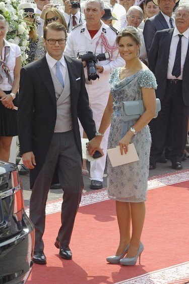 De príncipes a princesas en la boda en Mónaco y tiro porque me toca