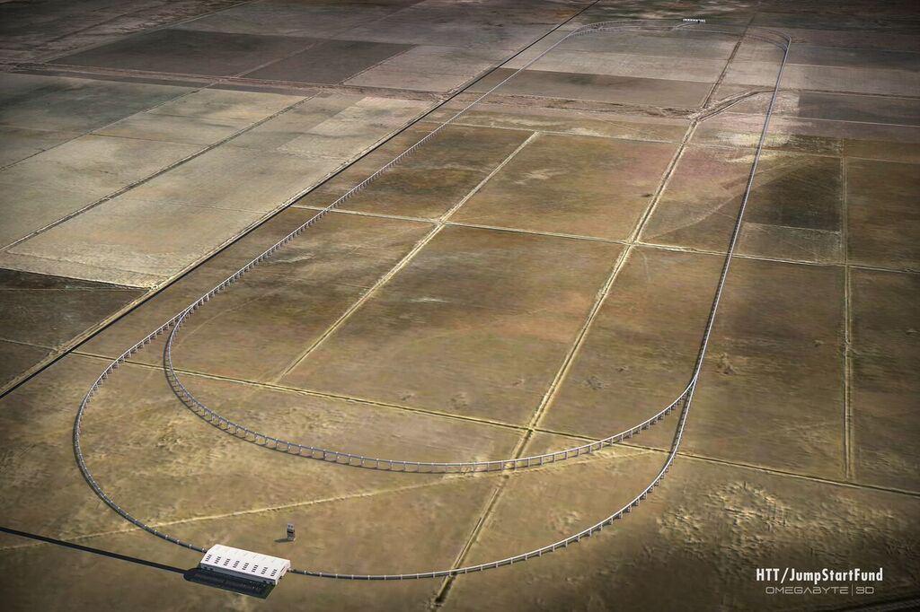 Foto de Hyperloop Transportation Technologies (1/10)