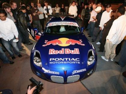 2006 Pontiac Red Bull Solstice GXP Drift