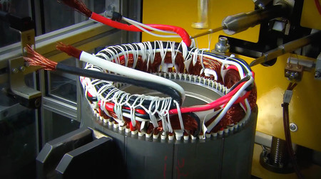 Fabricacion Bmw I3 Motor