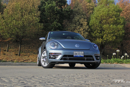 Volkswagen Beetle Final Edition 2019 prueba 2