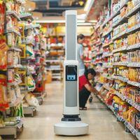 Robots, sensores y realidad virtual: así es como Intel ve el futuro de las tiendas físicas