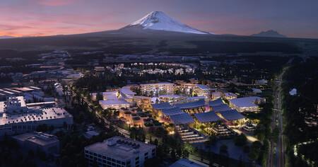 Toyota comienza a construir su ciudad del futuro, solo para vehículos eléctricos y autónomos, alimentada por hidrógeno y el sol