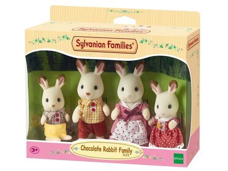 """Atención sylvanianos: la familia """"chocolate"""" Sylvanian está a la venta por sólo 20 euros en Amazon"""