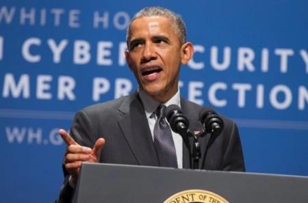 Obama Ciberataques
