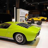 """Lamborghini Polo Storico nos deleita con dos """"toros"""" clásicos en el Rétromobile"""