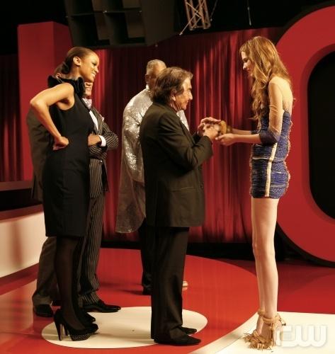 Foto de La ganadora de 'America's Next Top Model' mide 1.88 y pesa 45 kg (3/9)