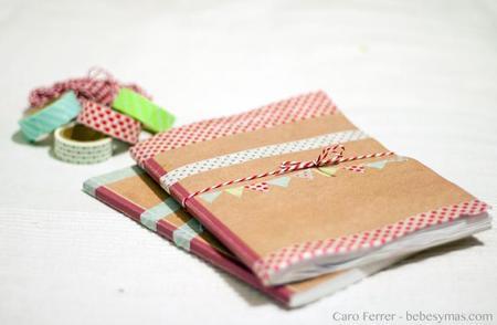 Personaliza los cuadernos de tu hijo para la vuelta al cole