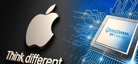 2.100 millones de dólares, los ingresos que Qualcomm perderá si deja de ser proveedor de Apple
