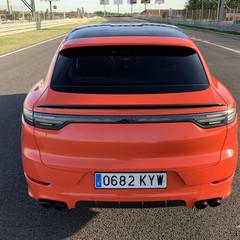 Foto 11 de 42 de la galería porsche-cayenne-coupe-turbo-prueba en Motorpasión