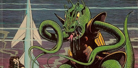 'Weird Fantasy': la ciencia-ficción de EC Comics vuelve a las pantallas un cuarto de siglo después de 'Historias de la cripta'
