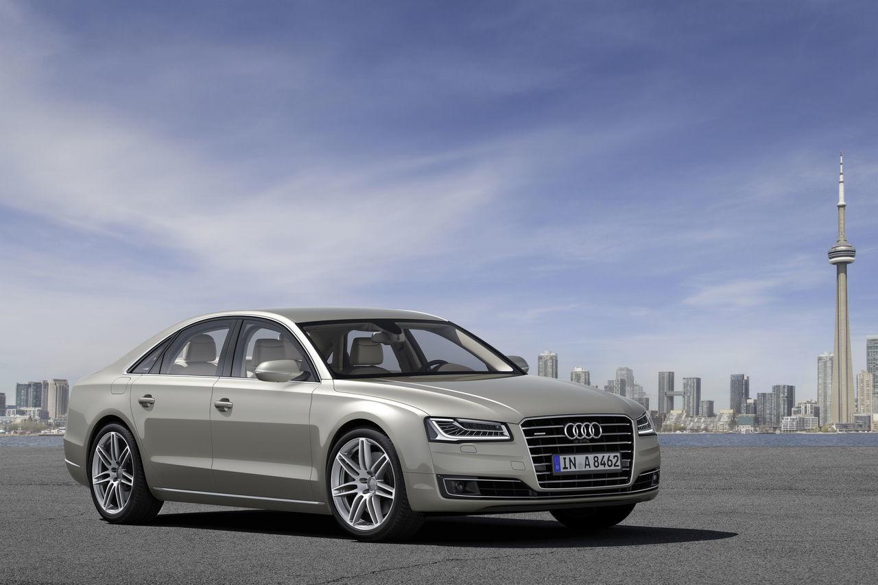Audi A8 2013