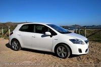 Toyota Auris HSD y Lexus CT 200h, prueba de consumo