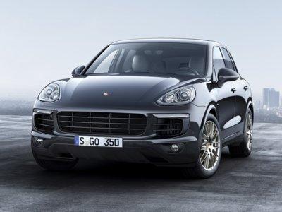 Porsche Cayenne Platinum Edition, porque un poco más de exclusividad a nadie le hace daño