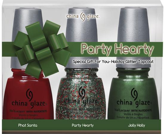 Foto de Los sets de regalo de China Glaze para la Navidad 2010 (1/7)