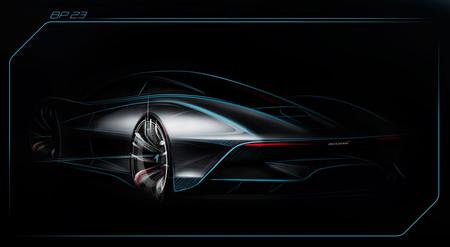 McLaren BP23, dos nuevos bocetos de la bestia de Woking