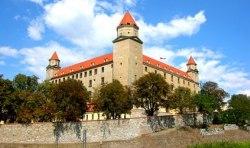 Visita gratis el castillo de Bratislava