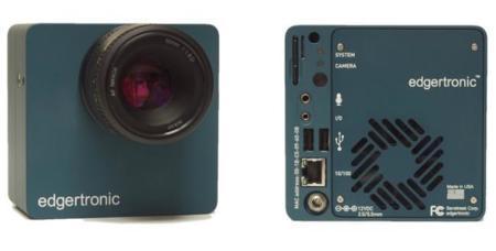 La cámara de alta velocidad asequible existe, y se llama Edgertronic