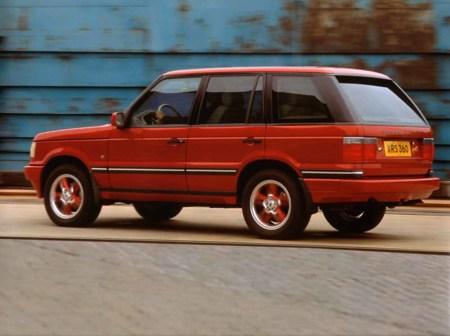Range Rover Autobiography P38