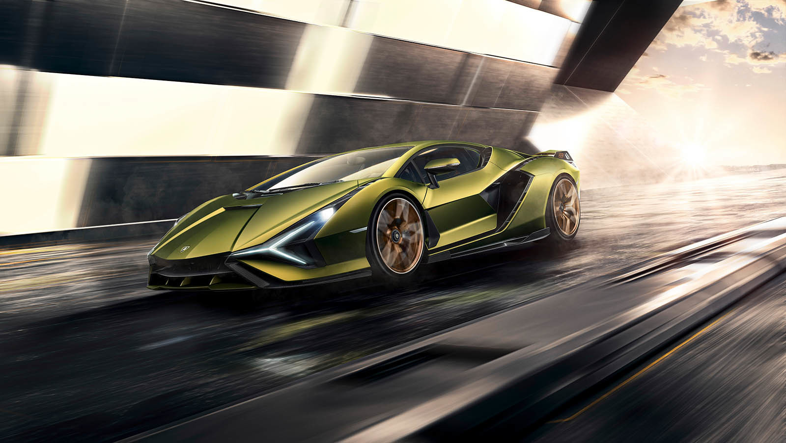 Foto de Lamborghini Siàn (1/18)