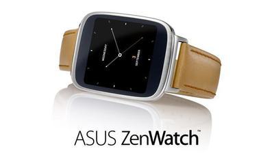 ZenWatch, así es el nuevo smartwatch con Android Wear de ASUS