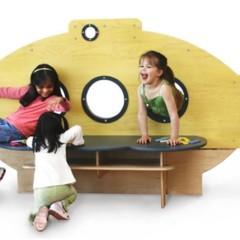 Foto 2 de 5 de la galería mesas-infantiles-con-formas-divertidas en Decoesfera