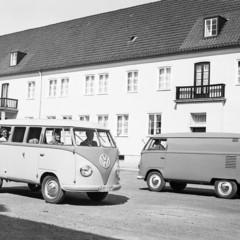 Foto 11 de 19 de la galería volkswagen-t1-typ2 en Motorpasión