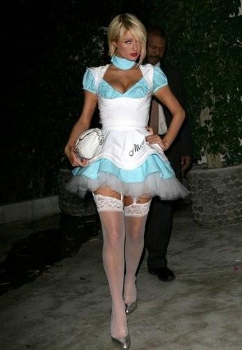 Paris Hilton se marcha a los carnavales de Río de Janeiro