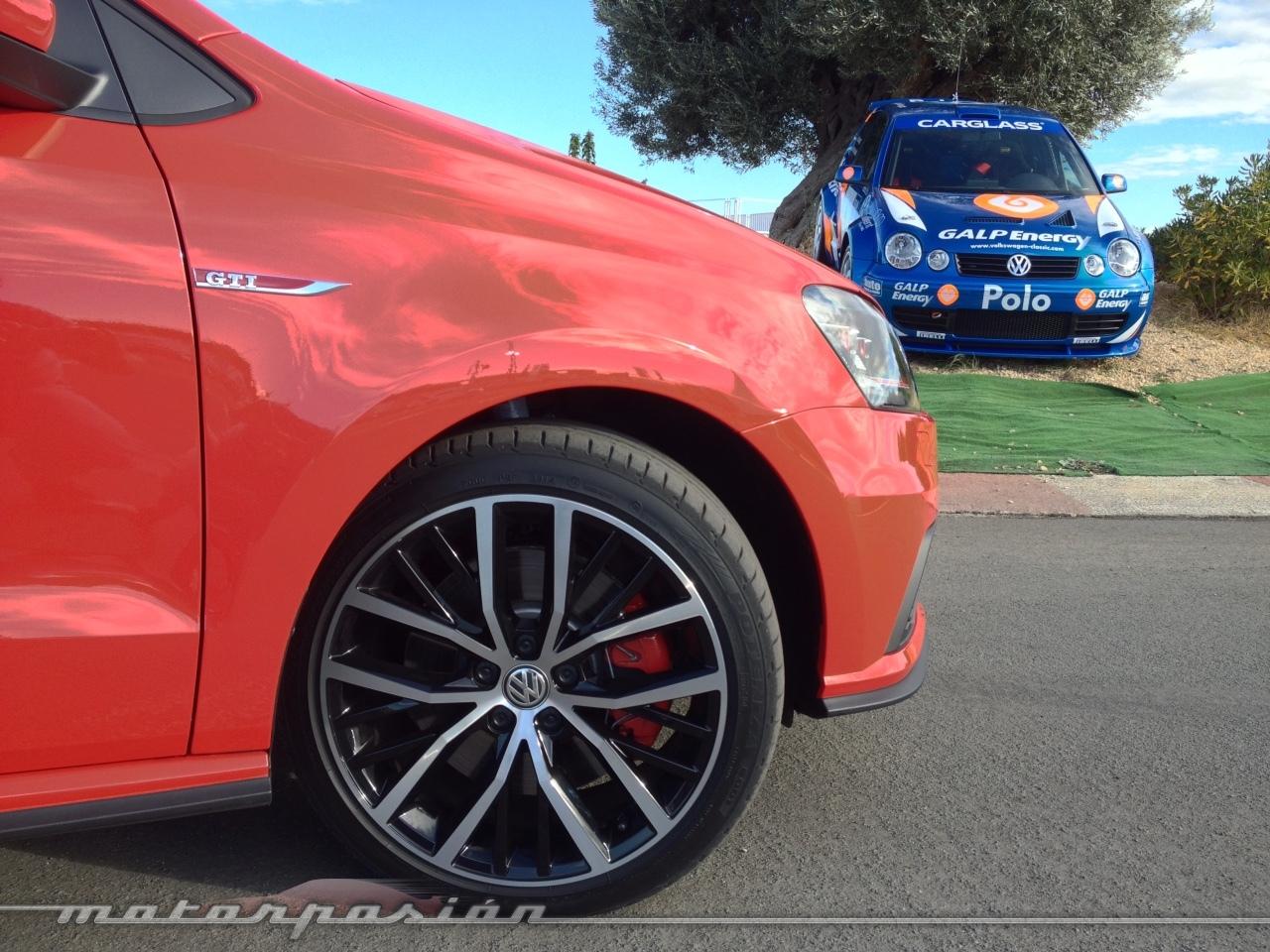 Foto de Volkswagen Polo GTI 2015 - contacto (15/50)