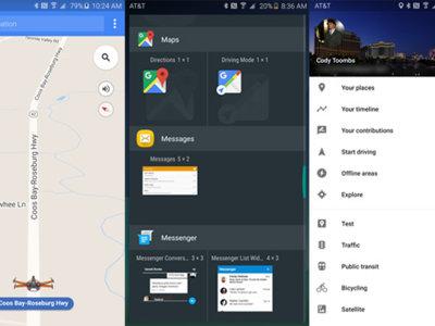 Google Maps para Android añade modo de conducción que predice el destino, audio de alertas y más