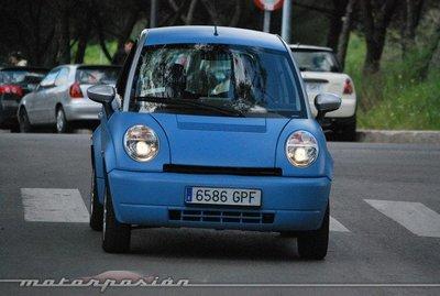 El coche eléctrico en España no despega todavía