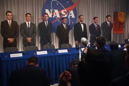 Astronautas del programa Mercury Seven