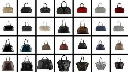 Personaliza tus bolsos Yves Saint Laurent