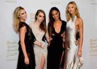¡Esto es lo que se llama un photocall decente! Vivan los British Fashion Awards 2014