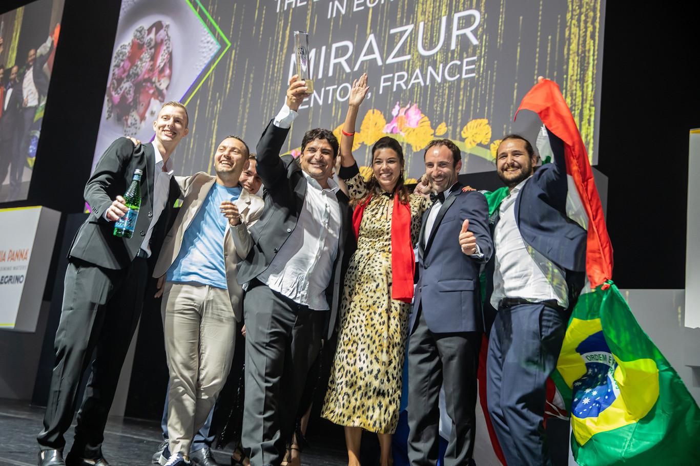 Mirazur de París es el mejor restaurante del mundo, Asador Etxebarri hace podio en la tercera posición