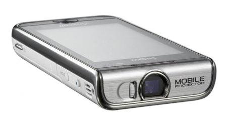 Samsung i7410, un teléfono con proyector que llegará a Europa