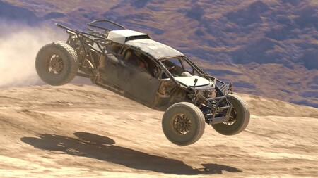 ¡Locura! El Jumpacan es la reencarnación de 1.500 CV de un Lamborghini Huracán para competir en offroad