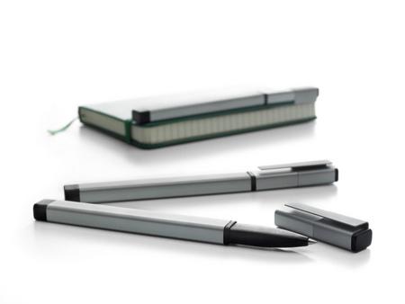 Cómo se hacen los bolígrafos de Moleskine