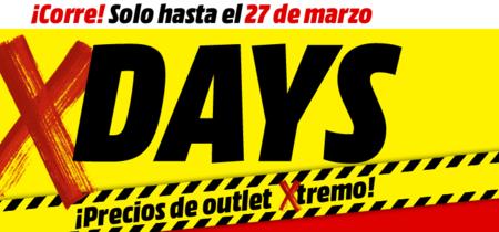 X Days en MediaMarkt: las 12 mejores ofertas hasta el 27 de marzo