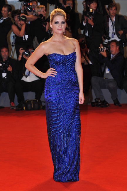 Ashley Benton en el Festival de Venecia