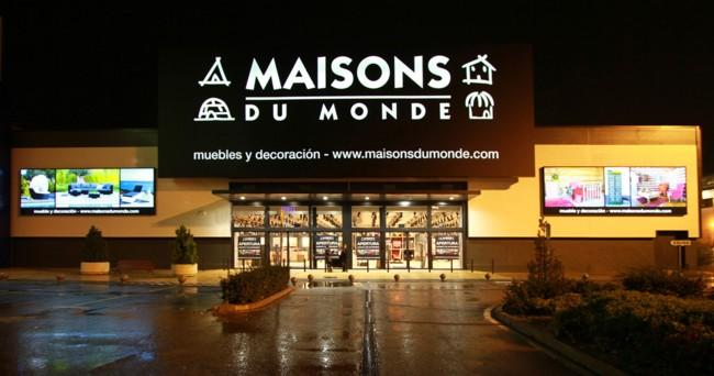 la nueva tienda de maisons du monde en madrid. Black Bedroom Furniture Sets. Home Design Ideas