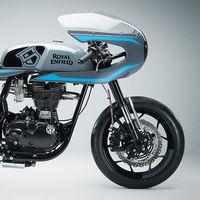 Royal Enfield de Sinroja Motorcycles: lo más cool de Biarritz
