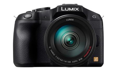 Lumix G6 de Panasonic, análisis