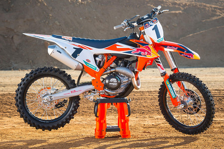 Ktm 450 Sx F Factory Edition 2018 07