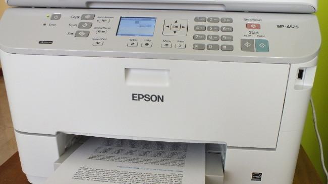 Cómo configurar el software de impresión de WorkForce Pro