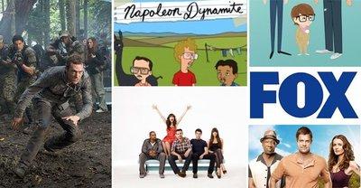 Otoño 2011: Nuevas series FOX