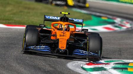 Norris Monza F1 2020