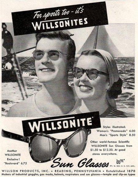 tesoros del vintage gafa