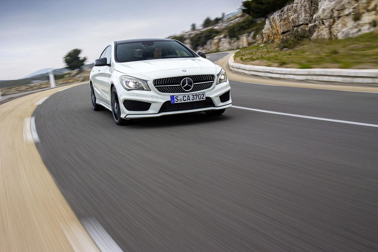Mercedes-Benz Clase CLA (Saint-Tropez)